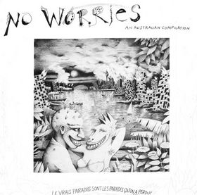 lp sleeve ~ no worries